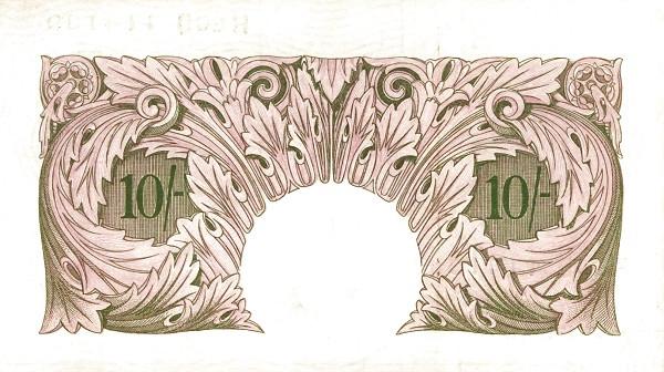 British 10 Shillings (1940-1948 Emergency)