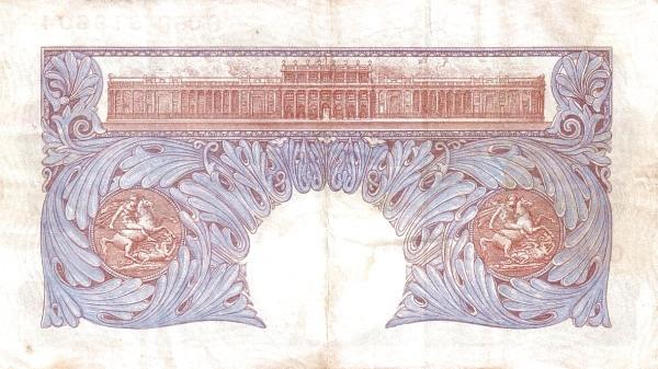 British 1 Pound (1940-1948 Emergency)