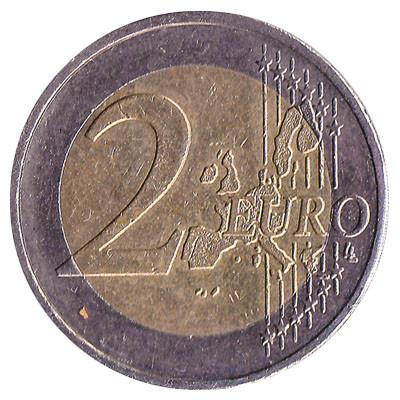Euro 2 Euros