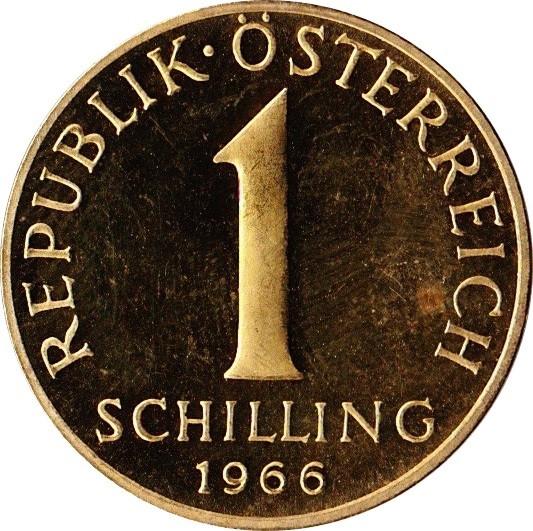 Austria 1 Schilling