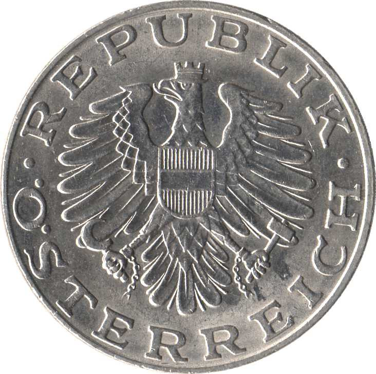 Austria 10 Schilling