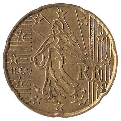 Euro 20 Cents