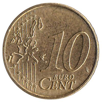 Euro 10 Cents