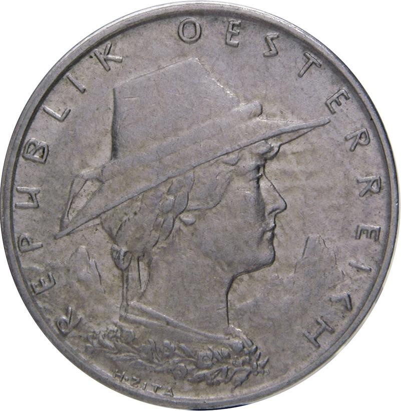 Austria 10 Groschen (1925-1929)