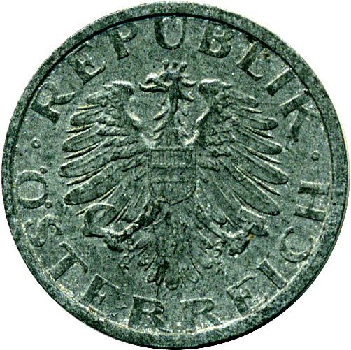 Austria 10 Groschen (1947-1949)