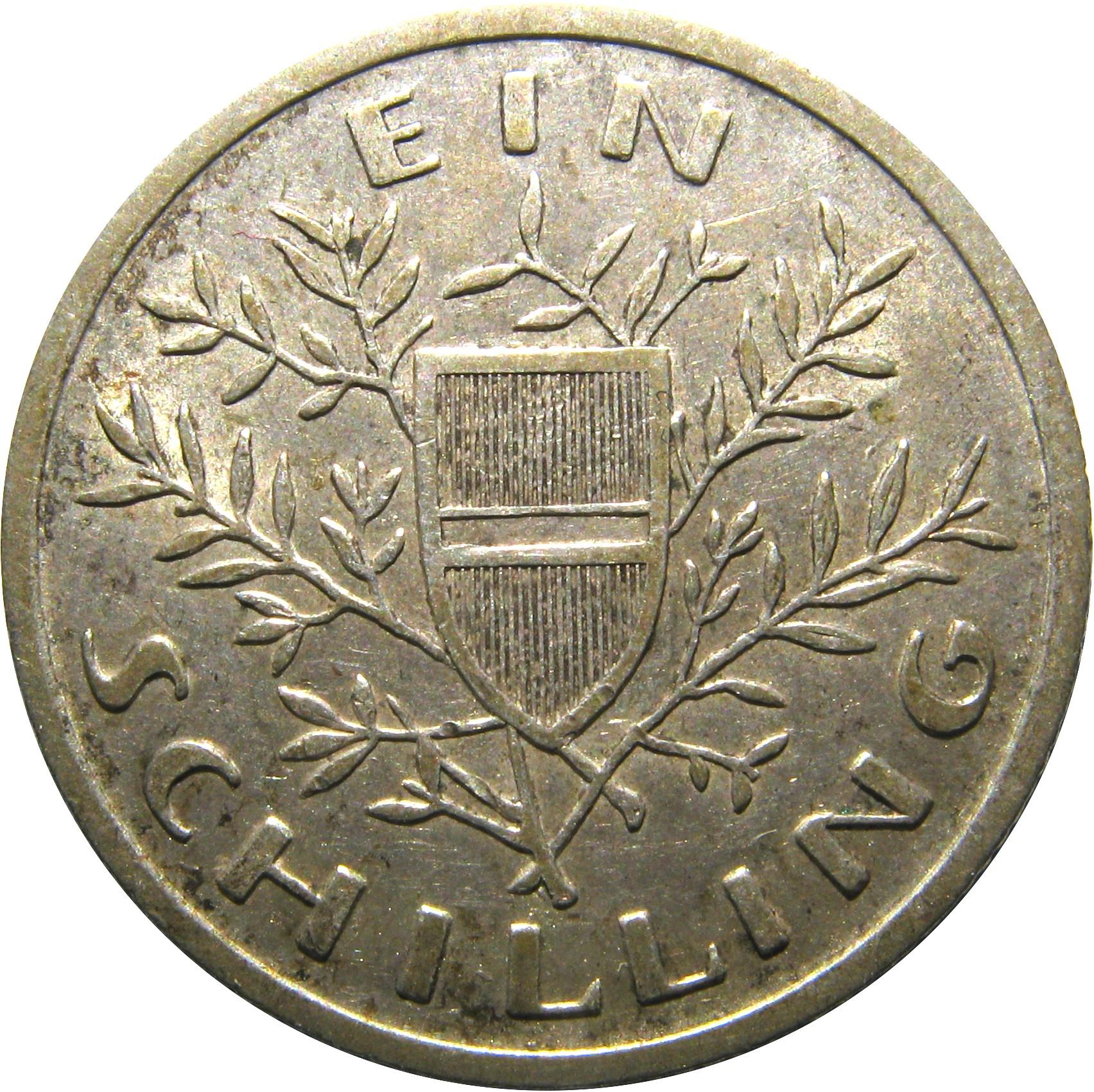 Austria 1 Schilling (1925-1932)